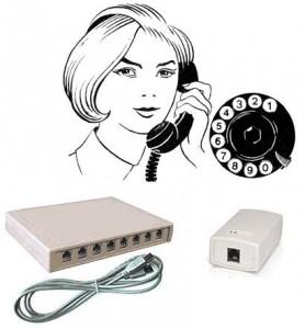 Регистраторы телефонных переговоров.